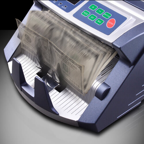 3-AccuBANKER AB 1100 PLUS UV/MG liczarka banknotów