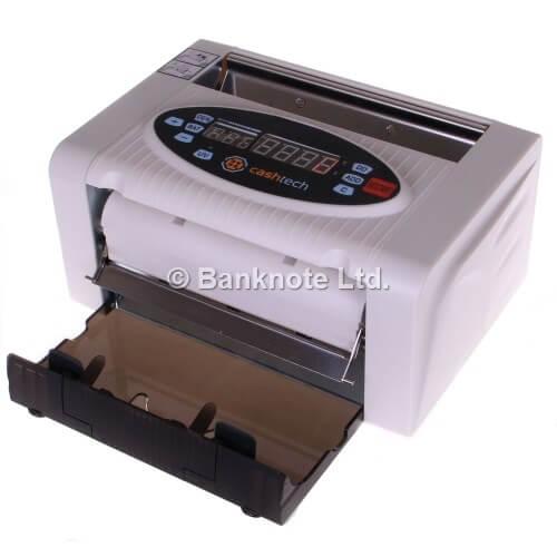 2-Cashtech 340 A UV  liczarka banknotów