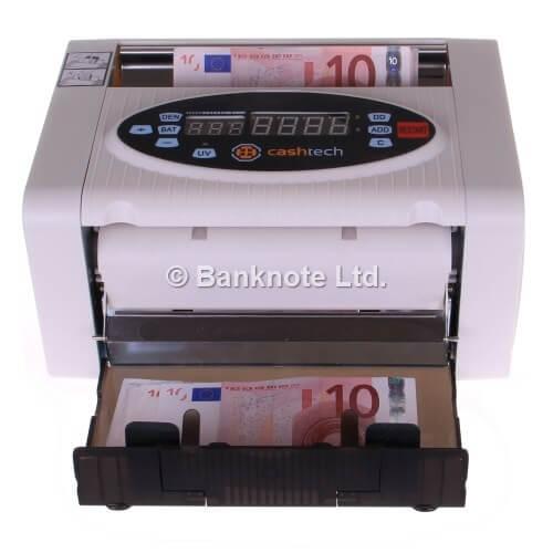 3-Cashtech 340 A UV  liczarka banknotów