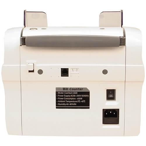 3-Cashtech 3500 UV/MG liczarka banknotów
