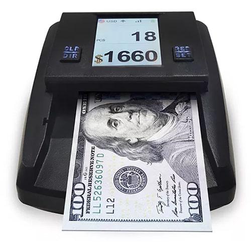 1-Cashtech 700A tester banknotów
