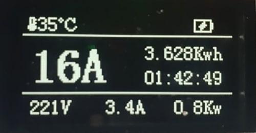 4-EV EVSE Type1 (max. 16A) Ładowarka EV