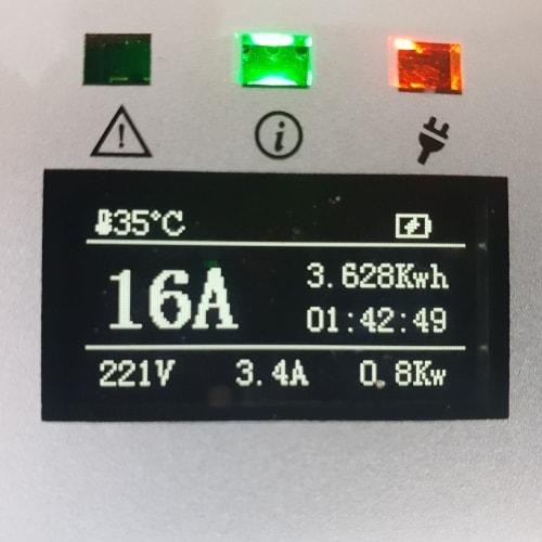 3-EV EVSE Type2 (max. 16A) Ładowarka EV